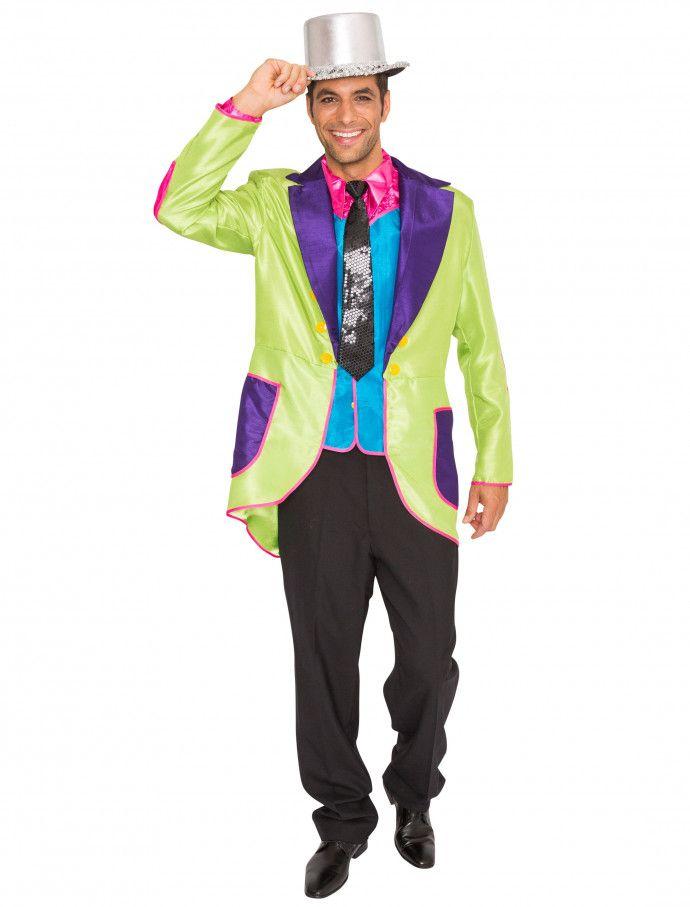 Herren Frack Fantasia für Karneval   Fasching kaufen  fe125e9000f09
