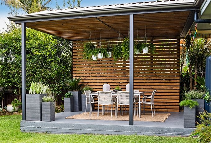 Easy Steps For Building A Deck Pergola Deck Pergola