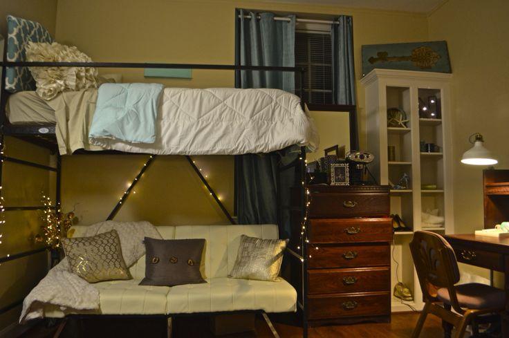 Dorm sweet dorm! University of South Carolina  preston Residential college