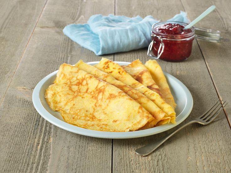Pannekaker er kjapt, enkelt og populært blant barn. Her er en oppskrift på glutenfrie pannekaker med grovt mel.