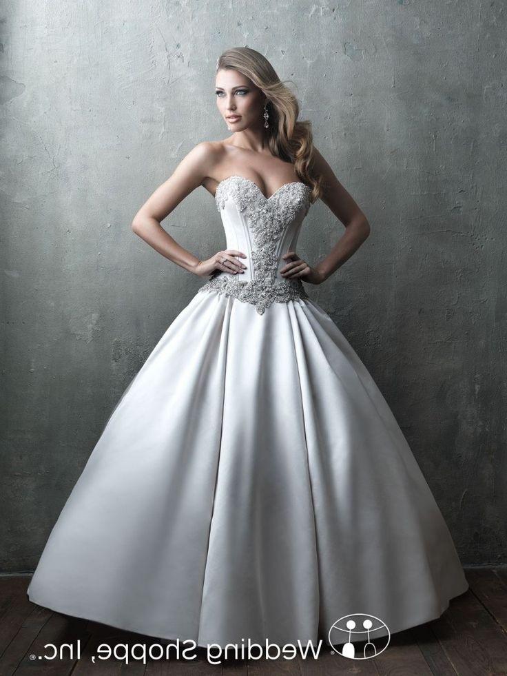 Allure Bridal Belts 2016 - http://misskansasus.com/allure-bridal-belts-2016/