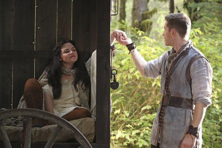"""David Nolan and Snow White - 6 * 7 """"Heartless"""""""