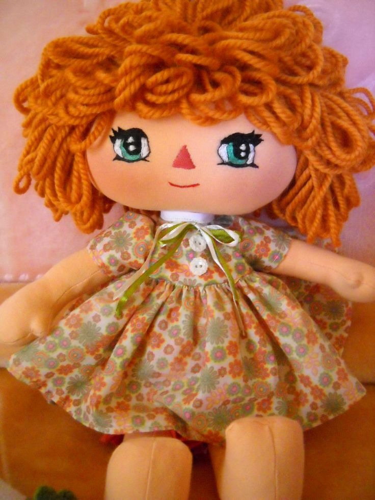cloth doll