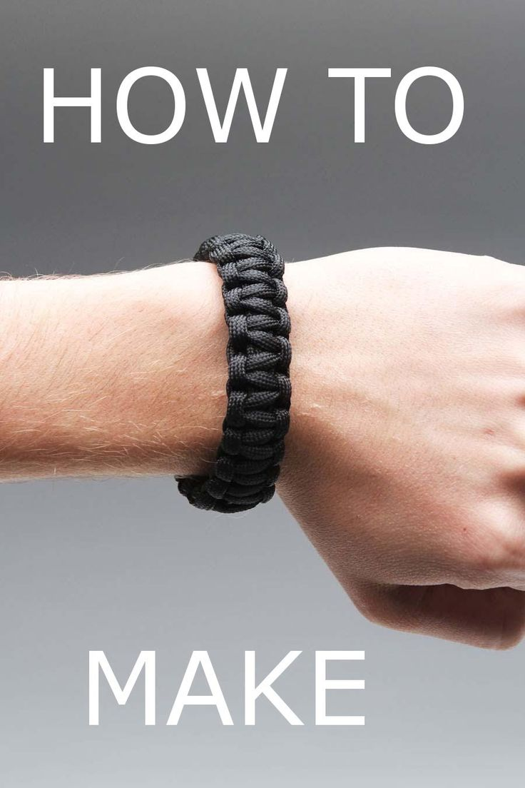 How to make a Paracord Bracelet with buckle and two colors @Jackie Godbold  Godbold Gregory