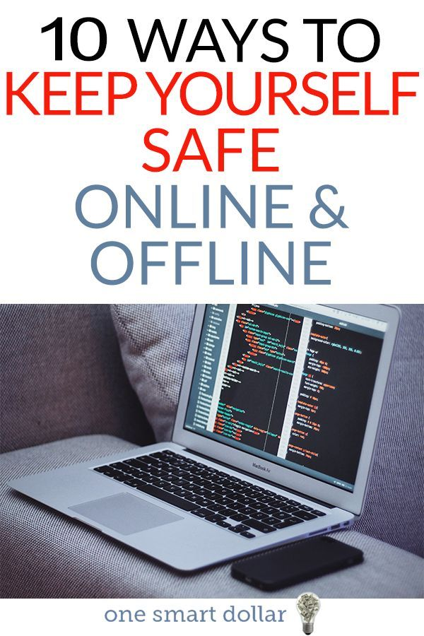 Making sure you stay safe both online and offline is the best way to avoid identity theft. Here are 10 tips everyone should follow. #IdentityTheft #OnlineSecurity