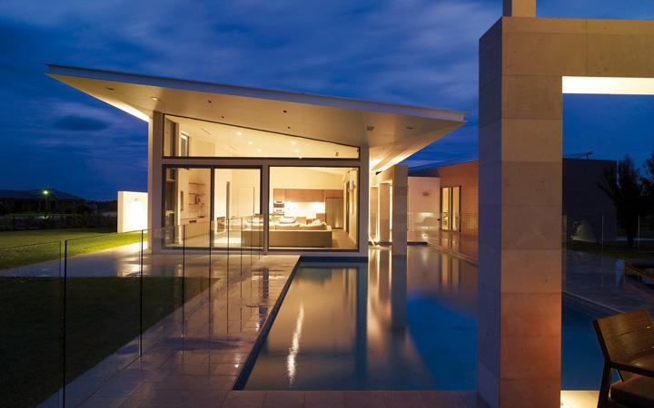 Edilizia residenziale SECONDO PREMIO Justin Quinlan - The Quinlan Group Piccoli Residence, Griffith (Aus)