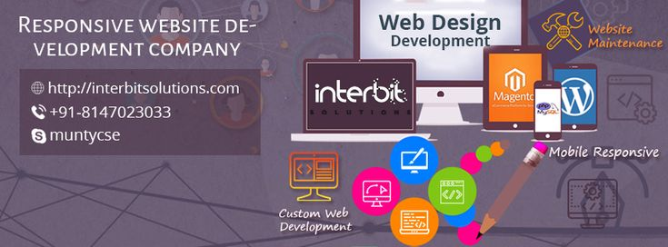 Interbit Solutions is an emerging comprehensive software development outsourcing company. Our portfolio comprises of designing, custom web development on the microsoft technologies and PHP, CRM, Symphony, eCommerce solutions(Laravel, Magento, Opencart as well as custom solutions), blogging interfaces(WordPress, blogger, custom solutions), software testing and SEO services