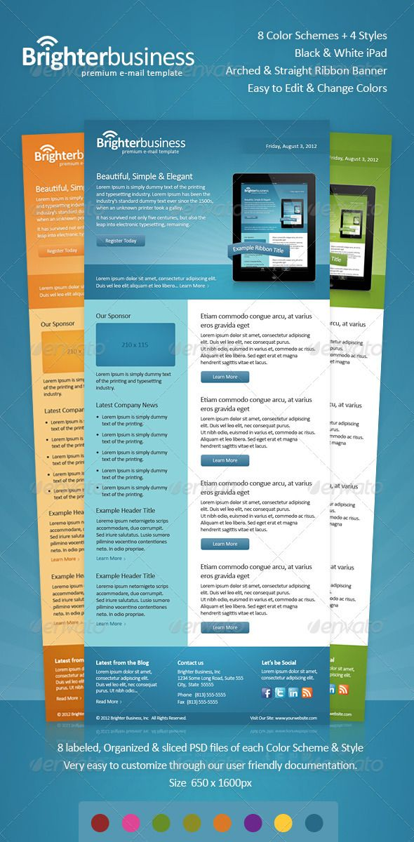 Best  Business Email Template Ideas On   Email Email