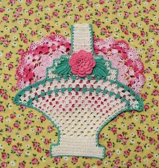 Easter Pot Holders Crochet: 1000+ Images About Pot Holders On Pinterest