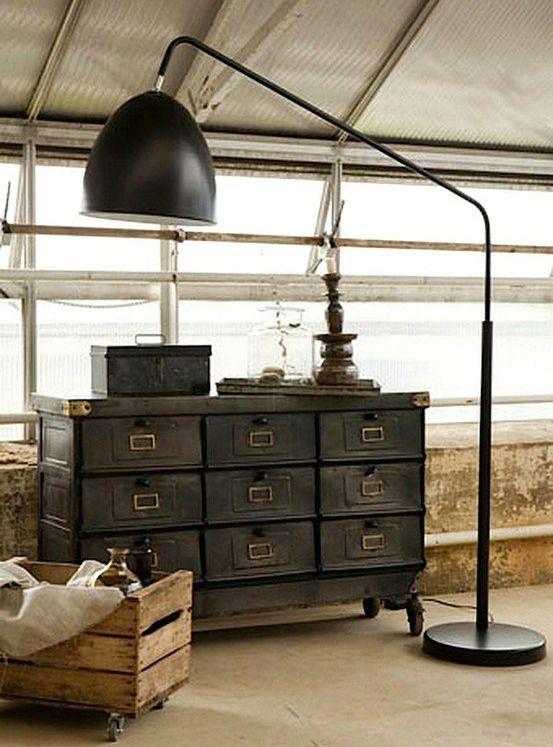 Фотография:  в стиле , Лофт, Малогабаритная квартира, Советы, как оформить интерьер в стиле лофт, декор в лофте, отделка в лофте,…