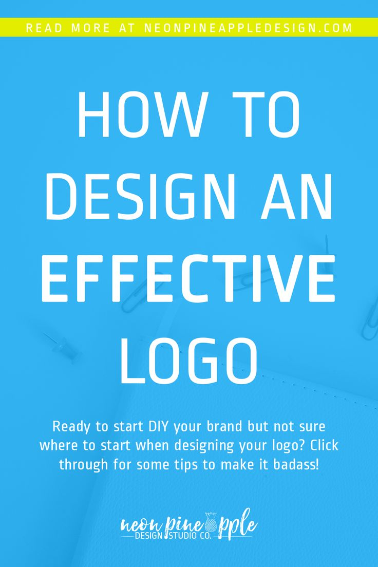 Every business needs an effective logo to see success. Click through to learn…