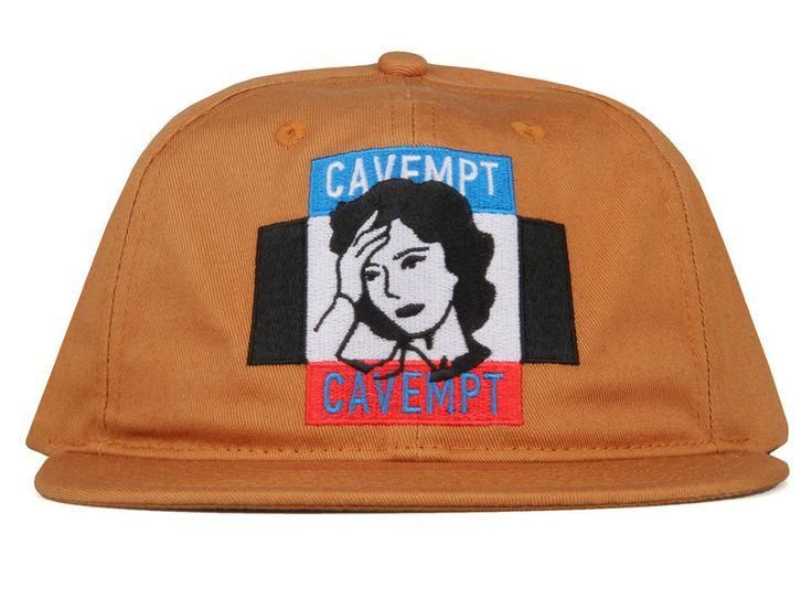 Cav Empt MIMFA LOW CAP Brown