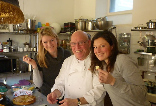 Alex Miles (cooking classes in Burgundy)