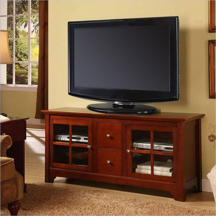 Best ideas about solid wood tv stand on pinterest