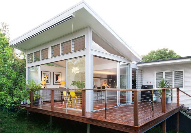 Cubierta contemporáneo de Skyring Arquitectos