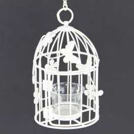 """6.5"""" Birdcage candle holder.  This one has been getting a lot of hits lately."""
