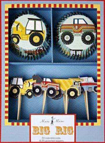 Big Rig Cupcake Kit - 1 Pack, http://www.amazon.co.uk/dp/B004R4IQ7E/ref=cm_sw_r_pi_awdl_tkzLvb019KKW6
