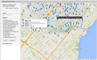 Here is A Great Tool to Create Google Maps from Your Data Sheets ~ Educational Technology and Mobile Learning