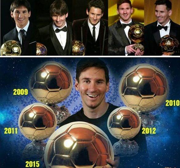 #Ballon D'or