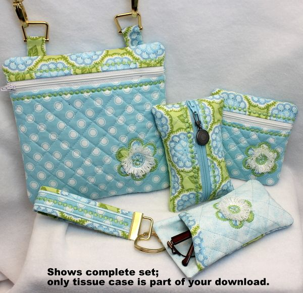 Top ideas about in the hoop on pinterest zipper bags