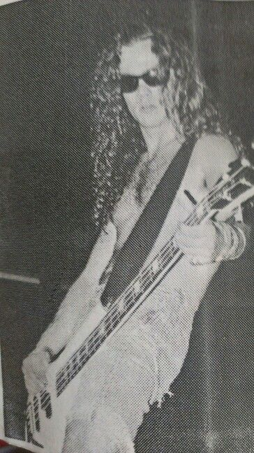 Mike Starr bass  Alice in Chains