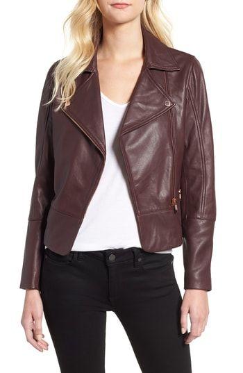 09c86e6c9 New Ted Baker London Lizia Minimal Biker Jacket women s coats Jacket  online.   595