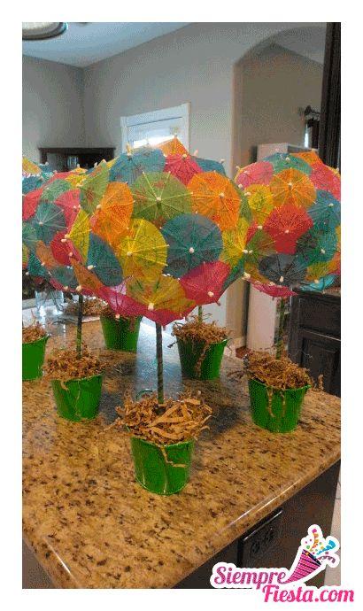 Increíbles ideas una fiesta de cumpleaños hawaiana. Encuentra todos los…