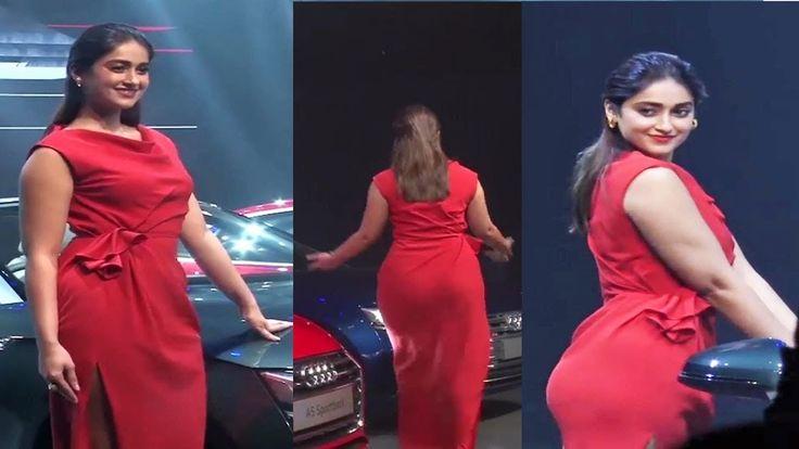 Ileana D'Cruz Hot Big Butt Show At Audi 5 Launch Event