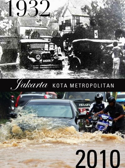 Okay... this is not a lovely picture. But Jakarta is improving.... right??