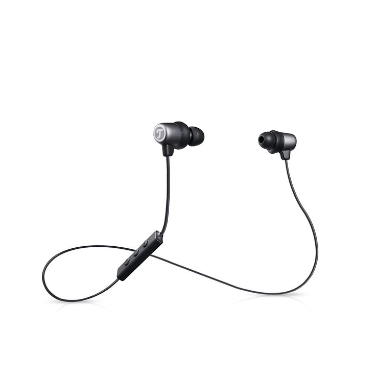 MOVE BT buy now! Bluetooth in-ear headphones with ultra-compact dimensions ✔ Linear tuning delivers true-to-source sound with a slight emphasis on bass! Bluetooth 4.0 with aptX produces high-definition sound within a 30 metre range