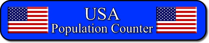 United States Population Counter - uses live data from the US Census Bureau to update a counter with the current population.