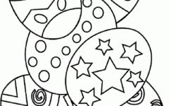 Download Free Easter Coloring Pages For Kindergarten