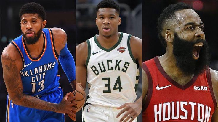 Das MVP-Rennen der NBA 2019 ist ganz in der Nähe   – NBA.