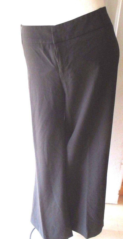 Charlotte Ruuse Womans Black Dress Pants Size 13