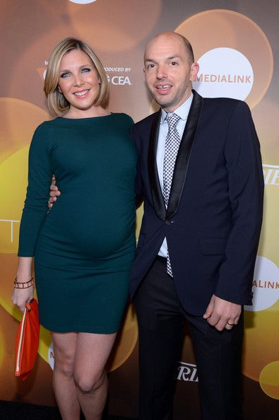 June Diane Raphael and hubby