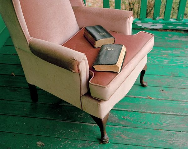 |  BIBLES FOUND ON FRONT PORCH, VA
