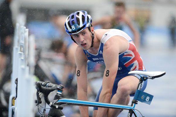 Gordon Benson - UK Triathlete