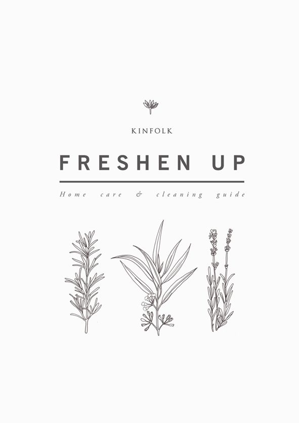 Freshen Up // amanda-lee denning