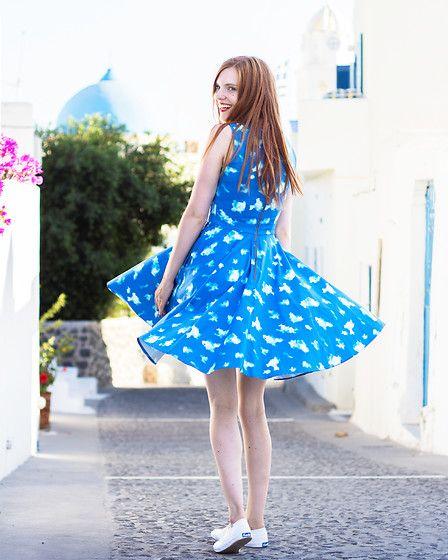 More looks by Sonja Vogel: http://lb.nu/retrosonja  #cute #retro #street #summer #santorini #greece #twisting #twirling #dutch