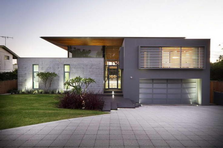 Modern Concrete Homes With The Extraordinary Image Above Is Segment Of Modern Concrete House In On House