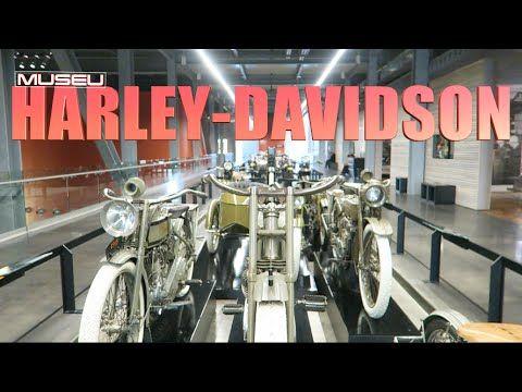 MUSEU HARLEY DAVIDSON MILWAUKEE - Ricardo Calina