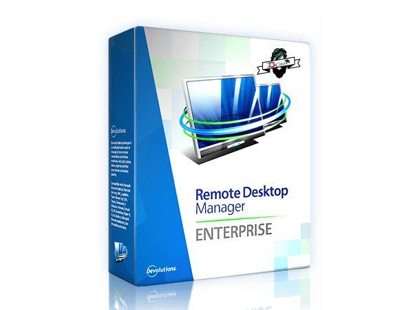 Remote Desktop Manager Enterprise 12.5 Full le permite centralizar todas sus conexiones remotas, contraseñas y credenciales en una plataforma única.