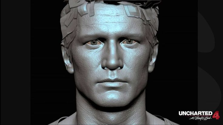 Modeling Nathan Drake, Making of Uncharted 4 Nathan Drake, Uncharted 4 A Thief's End, Making of Uncharted 4 A Thief's End Nathan Drake, Uncharted 4 Making of Nathan Drake, Uncharted 4's Nathan Drake, Making of Uncharted 4's Nathan Drake, Modeling Uncharted 4 Nathan Drake, Nathan Drake 3D model,