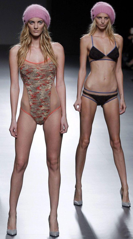 Skinny model toplist 11
