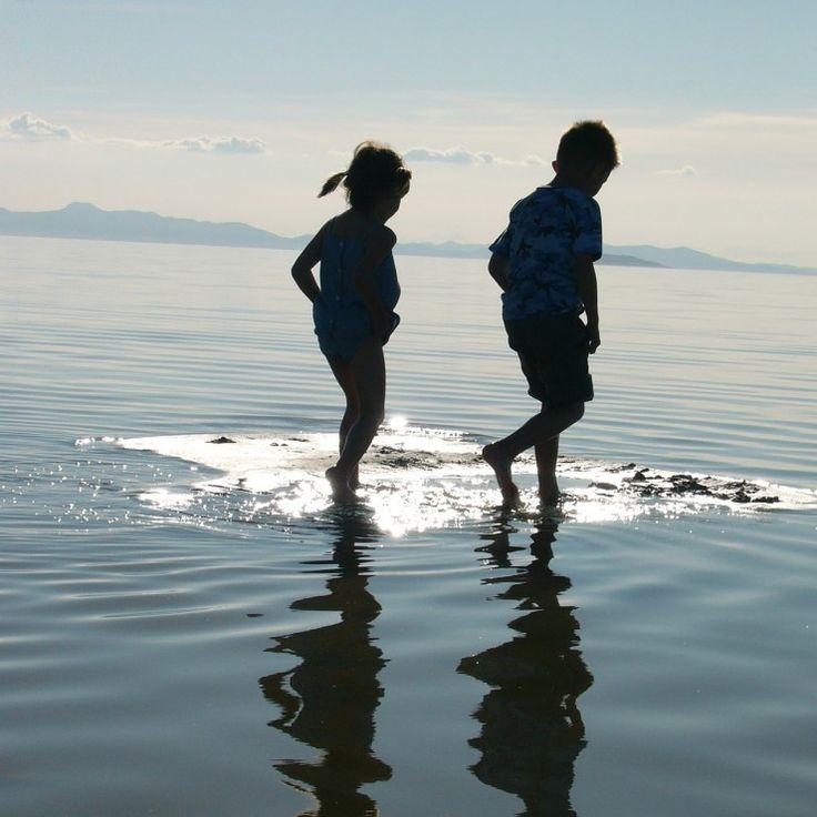 4 juegos para niños que le enseñarán a cuidar el agua #positiva #juegos #limpieza #playa #rio