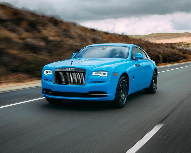 "9,510 Likes, 48 Comments - Rolls-Royce Motor Cars NA (@rollsroycecarsna) on Instagram: ""Wraith Black Badge in Mexico Blue #RollsRoyce #BlackBadge #Wraith #MexicoBlue #Bespoke #Luxury…"""