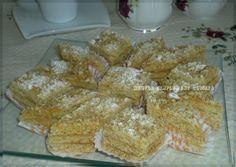 Salam alikoum/ Bonjour, Un gâteau que maman faisait à chaque aid-el-fitr (fête…