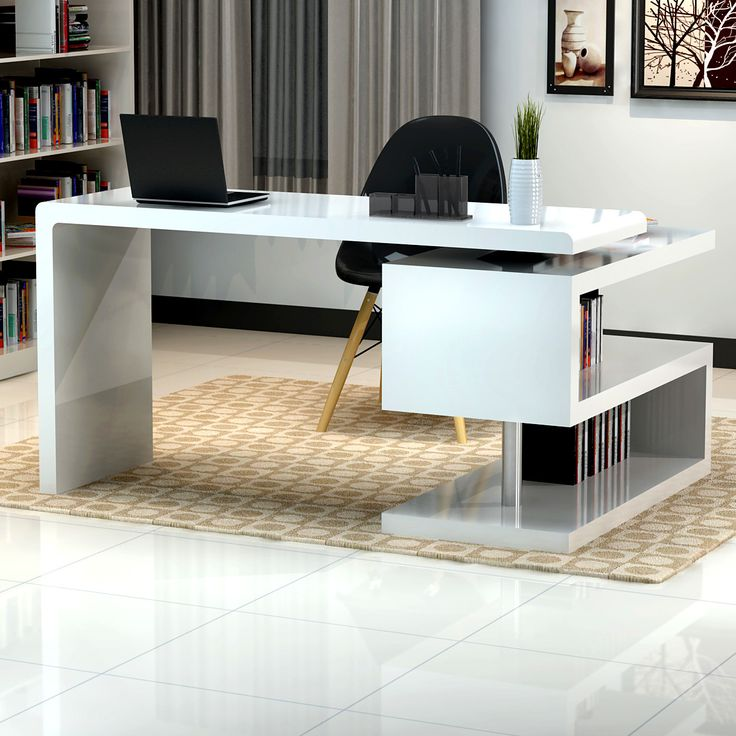 Ju0026M Furniture Computer Desk | AllModern