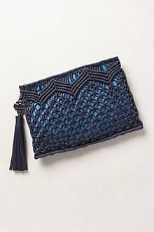 macrame clutch - Google Search