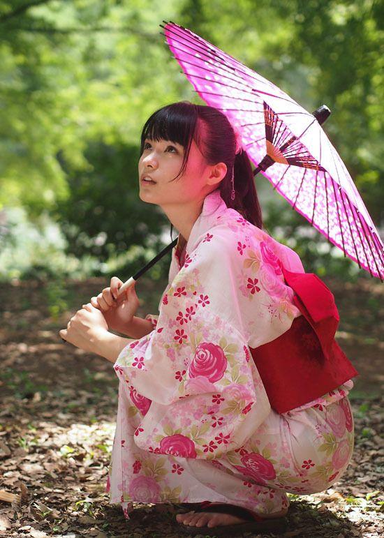 着物限定。/Only Girls In Kimono